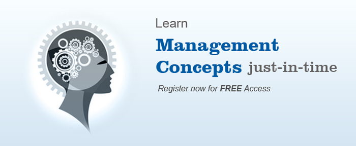 Learn Management Concept